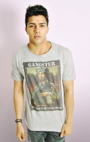 Gangster Mona Lisa Tee